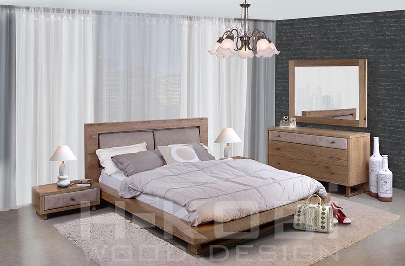 אינפיניטי - מיטה זוגית