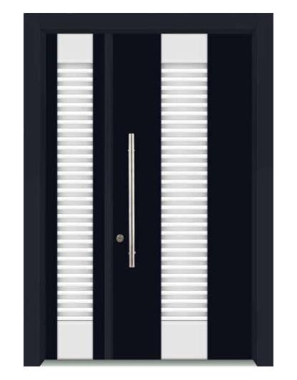 דלת-7071-SUPREME - דלתות פלדה