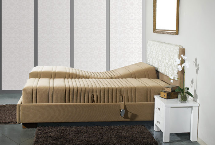 צארלס-1 - מיטה זוגית