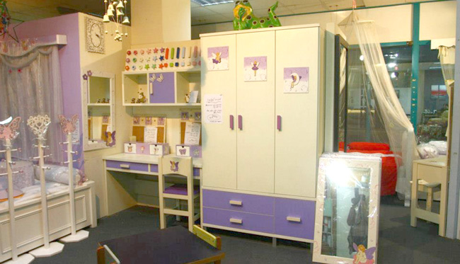 17803 - עיצוב חדרי ילדים