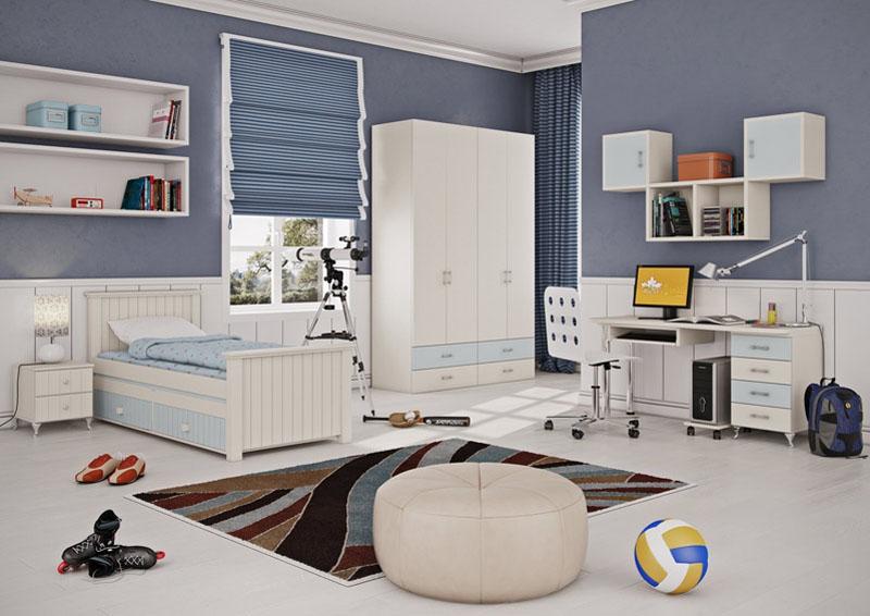 43414 - עיצוב חדרי שינה