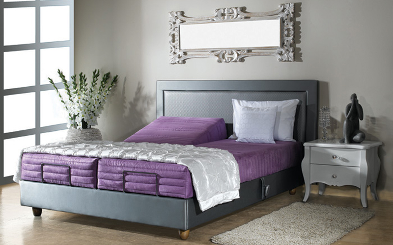 king10 - מיטה זוגית