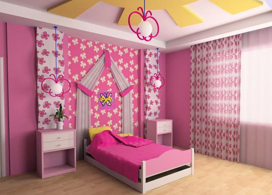 עיצוב חדר ילדים ונוער