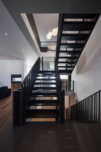 עיצוב מדרגות פנים